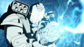 War Machine-Goodbye, Chitauri!