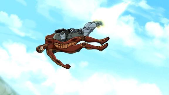 War Machine-I've Got You!