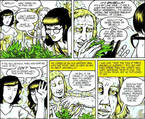 Greens-Crazed Plant Sale!