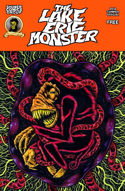 Lake Erie Monster Summer Special