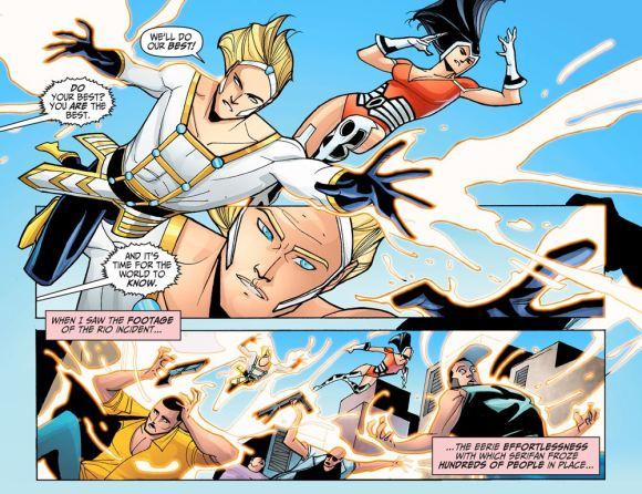 Justice League-Gods & Monsters No. 1-Calm Down, Rio!