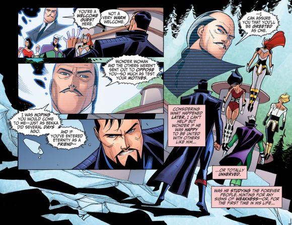Justice League-Gods & Monsters No. 1-Enter My Domain!
