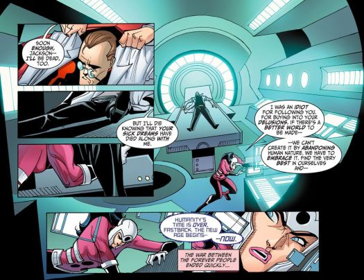 Justice League-Gods & Monsters No. 2-One Evil's End Is Another's Beginning!