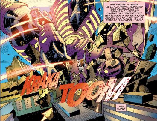 Justice League-Gods & Monsters No. 3-Enter Point 'B'!
