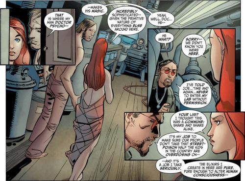 Wonder Woman No. 1-Doctor Psycho's Laboratory!