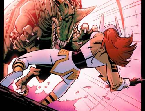 Wonder Woman No. 1-Unnecessary Company!