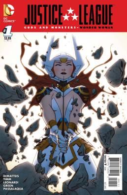 Wonder Woman No. 1!