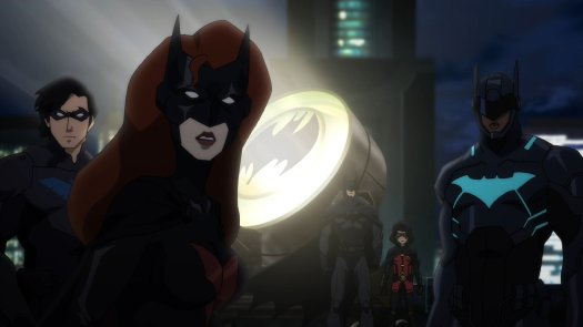 Bat-Family-Duty Calls!