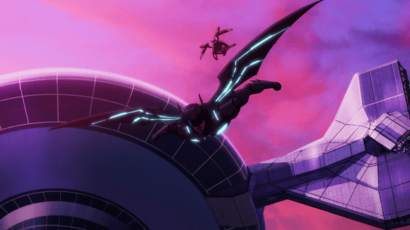 Batwing-One Last Roundup In The Sky!