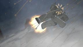 Iron Man-Under Heavy Fire!