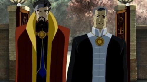 Doctor Strange-Let The Recruitment Begin!