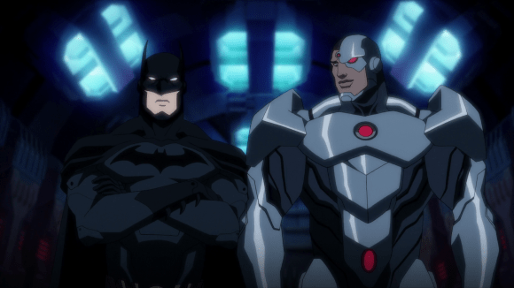Batman-There's Some Shadows That Don't Seem Right!