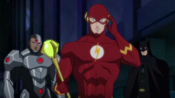 Flash-Oh, Boy!