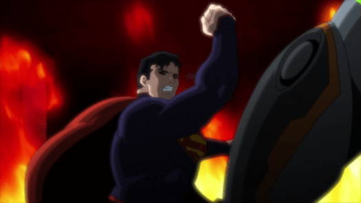 Superman-Possessed Rage!