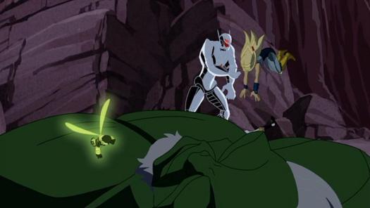 Pym-Get Back Up, Hulk!