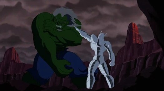 Ultron-Even A Hulk Has Pressure Points!