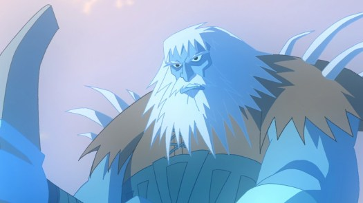 Frost Giant-Unexpected Help!