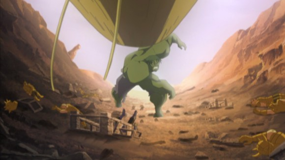 Hulk-Knock, Knock!