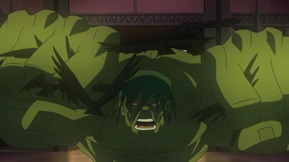 Hulk-Stupid Birds!