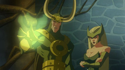 Loki-We Have Plans For You!