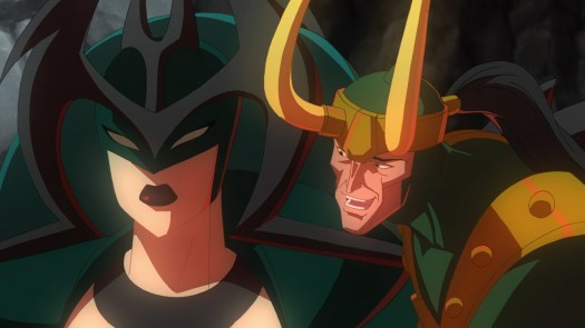 Loki-You Can Have The Best 2-For-1 Deal Ever, Daughter!