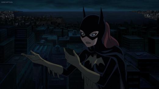 Batgirl-Let's Still Be Crime-Fighting Buddies!
