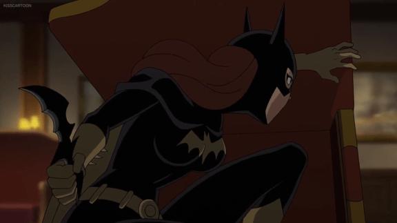 Batgirl-Pinned!