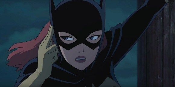 Batgirl-Prepping For A Criminal Hunt!