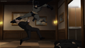 Batman-Dynamic Kick Attack!