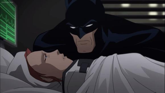Batman-I'm Here, Babs!