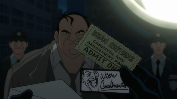 Batman-My Invitation!