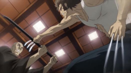 Wolverine-Fighting Through Adversity!