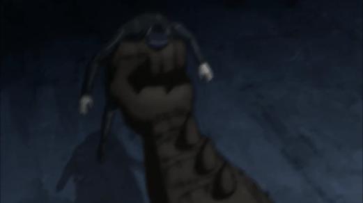 Yukio-Sucker Punched!