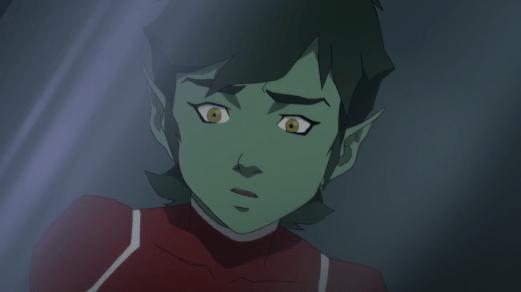 Beast Boy-Please Don't Do This, Terra!