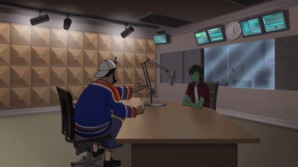 Beast Boy-Podcast Central!