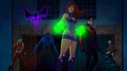 Teen Titans-Freeze, Scientist!