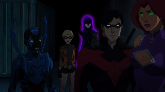Teen Titans-Let's Get This Guy!