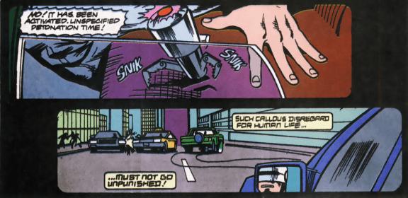 RoboCop #12-Flashback Ended!