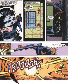 RoboCop #14-A Blind Attack That Actually Works!