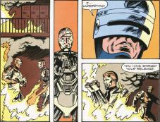 RoboCop #15-Goodbye!