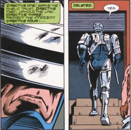 RoboCop #15-No. 4 Is Still Gone!
