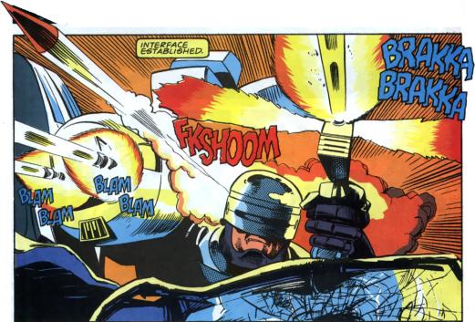 RoboCop #2-I'm The True Robo-Protector!