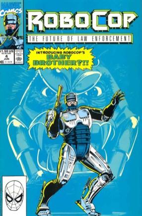 RoboCop #4 (Marvel)