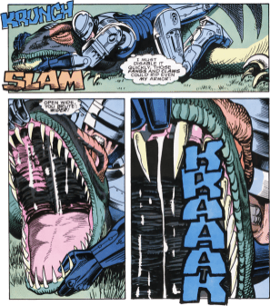 RoboCop #7-Finish It! Fatality!