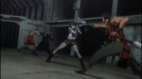 Blade-Under Attack!