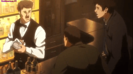 Det. Sakomizu-Asking Around The Neighborhood!