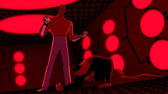 Lex Luthor-Keep Up The Good Work, Clone!