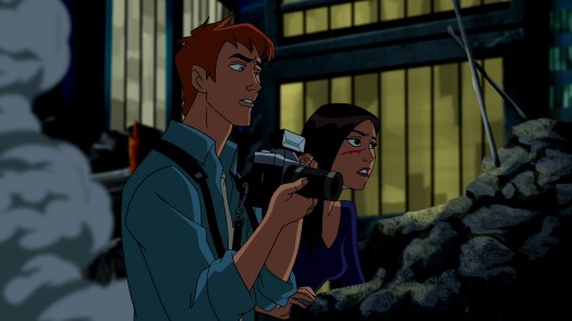 Lois Lane-Eyes On The Action, Jimmy!