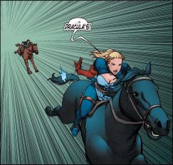Castlevania-B.L. #3-Let's Go, Viktor!