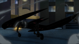 Batman-Our Ride Is Here!